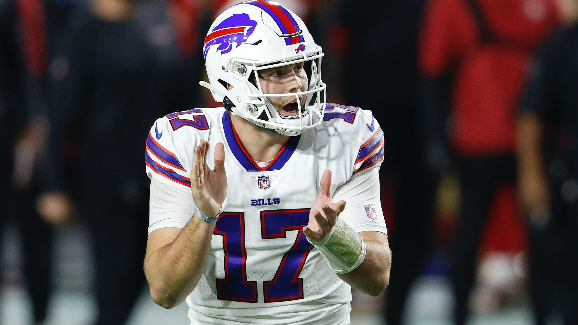 Josh Allen flops, draws roughing the passer call and James Harden comparisons vs. Ravens