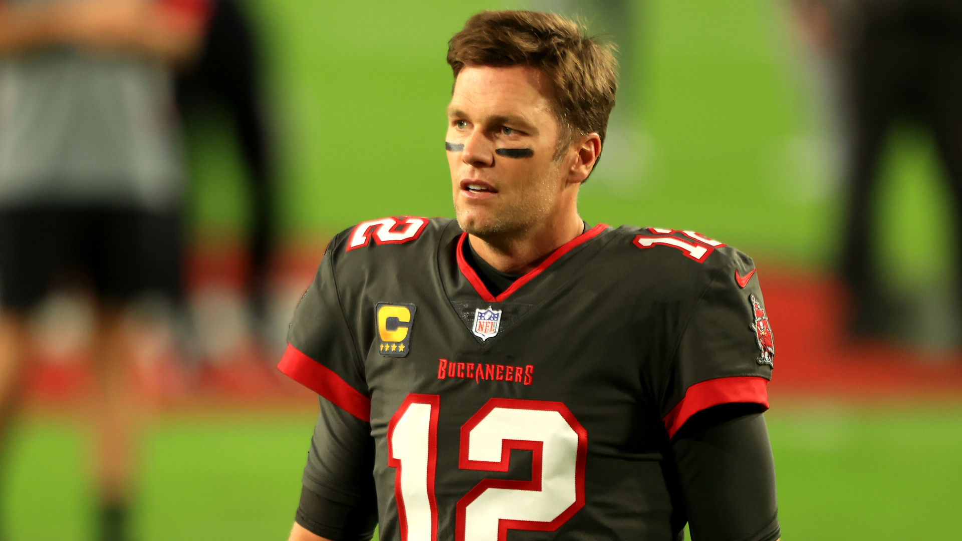 Tom Brady looks like a Wizard in Bucs uniform — but not the kind that will create magic in Tampa