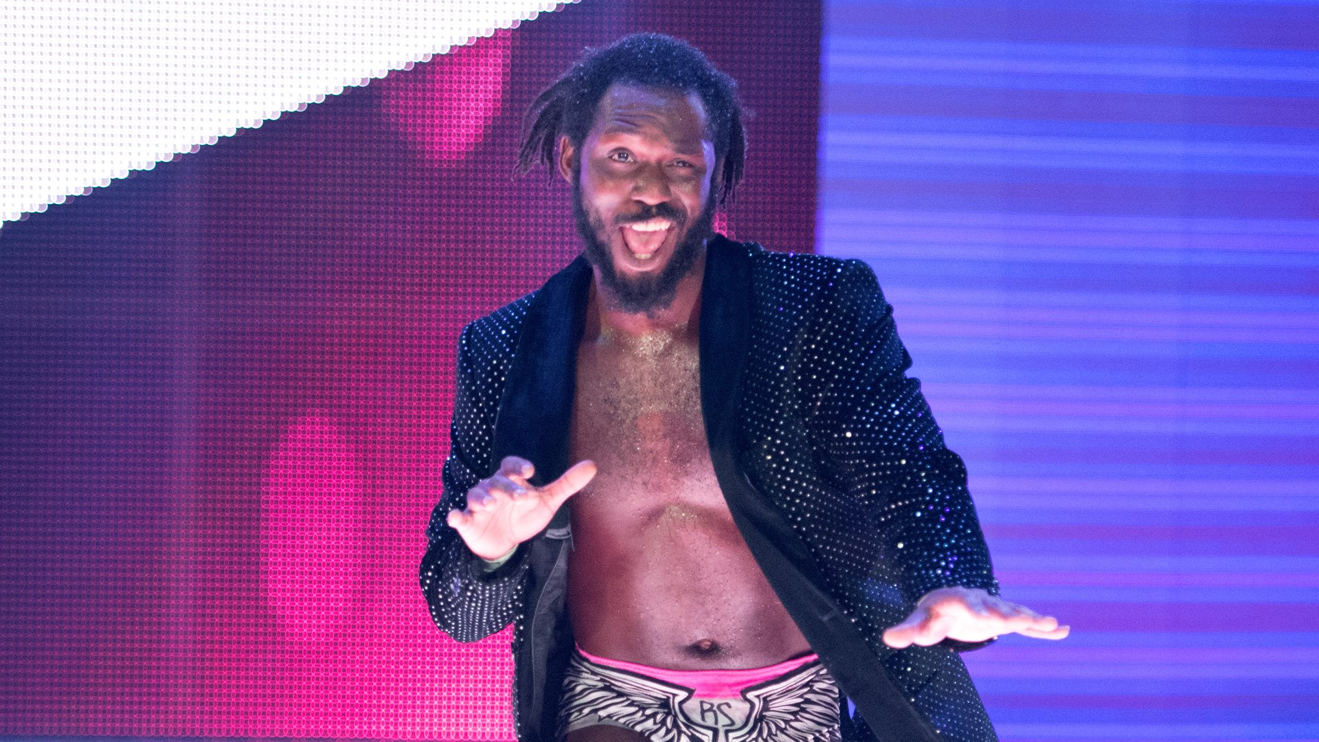 Rich Swann talks Bound For Glory, his WWE release and breaking the mold - sporting news