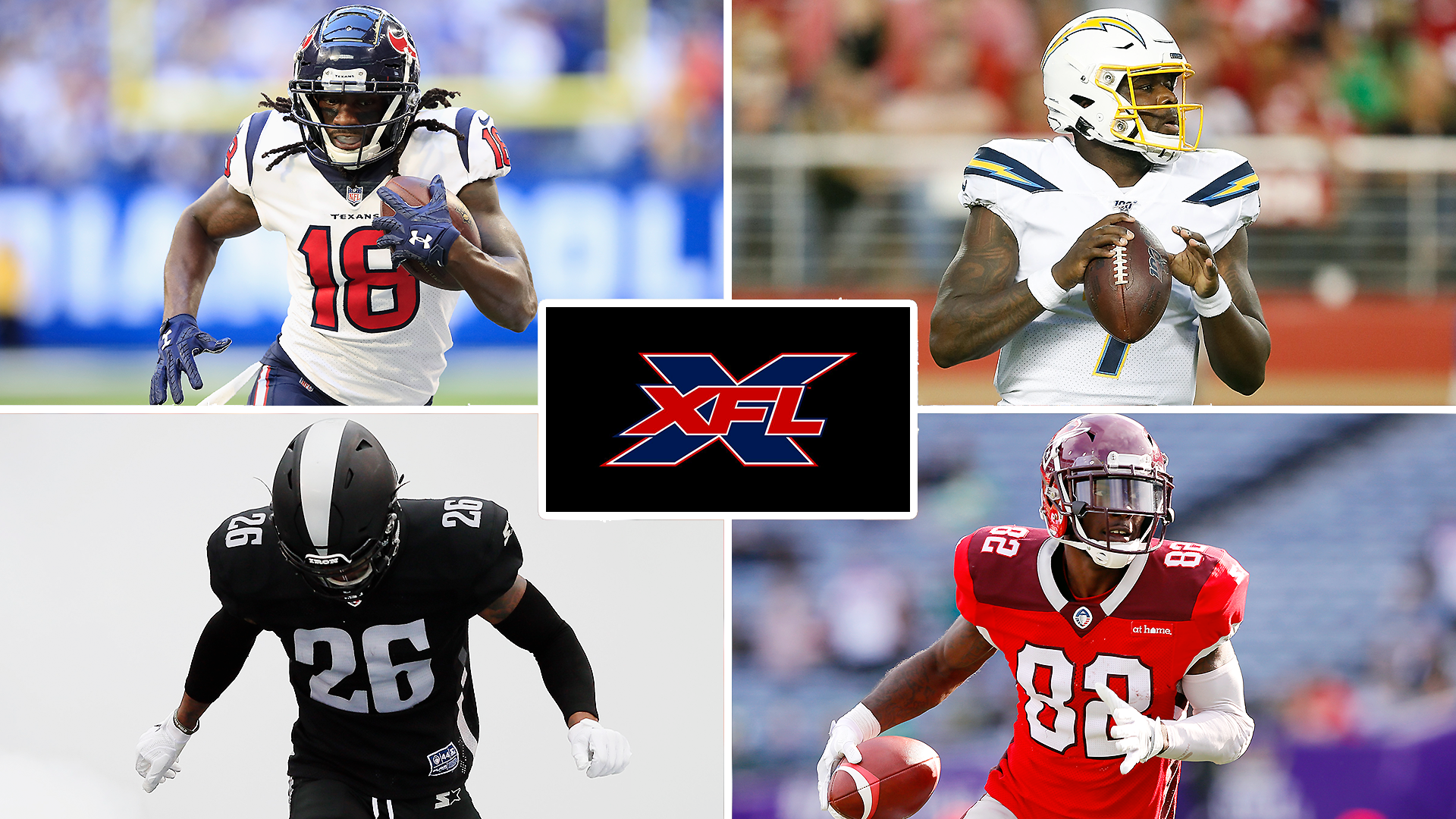 Xfl Rosters 2020 Here Are The 52 Man Rosters For All Eight Teams