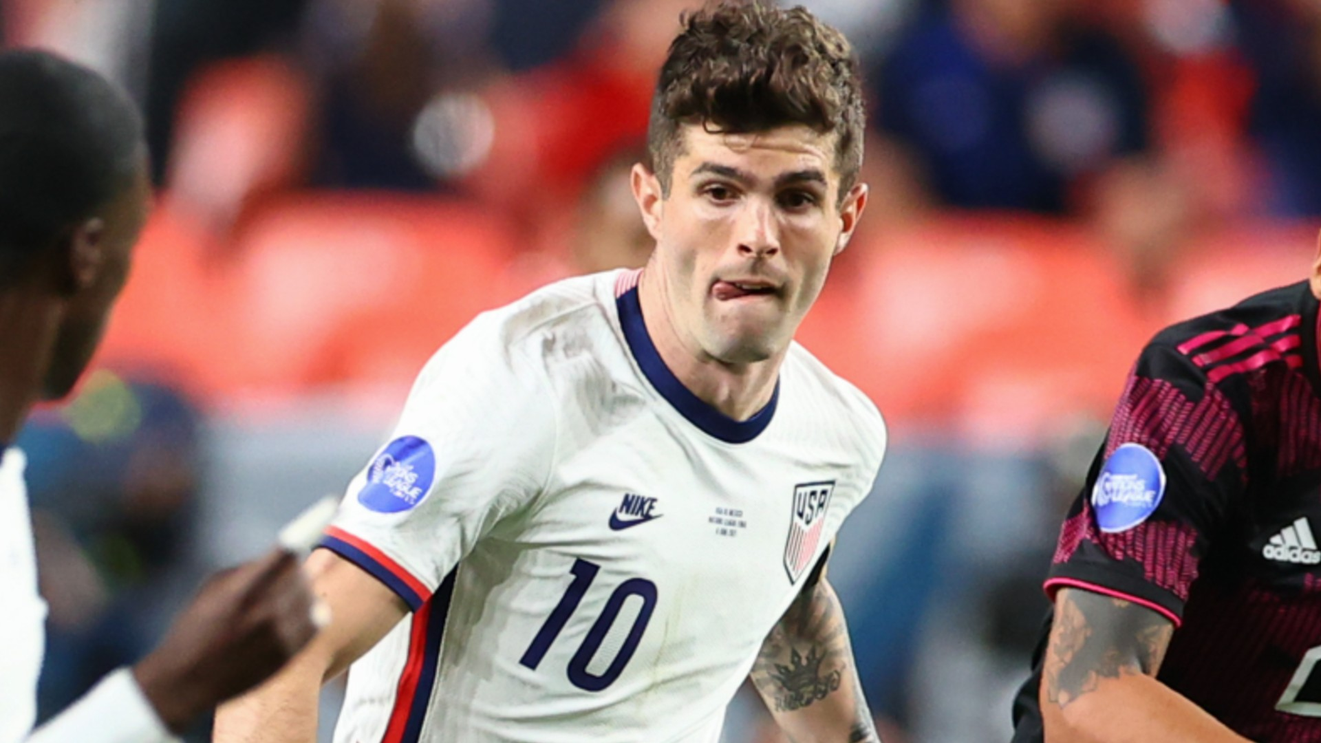 Christian Pulisic confident before qualifying for the World Cup: I'm watching the fight on USMNT