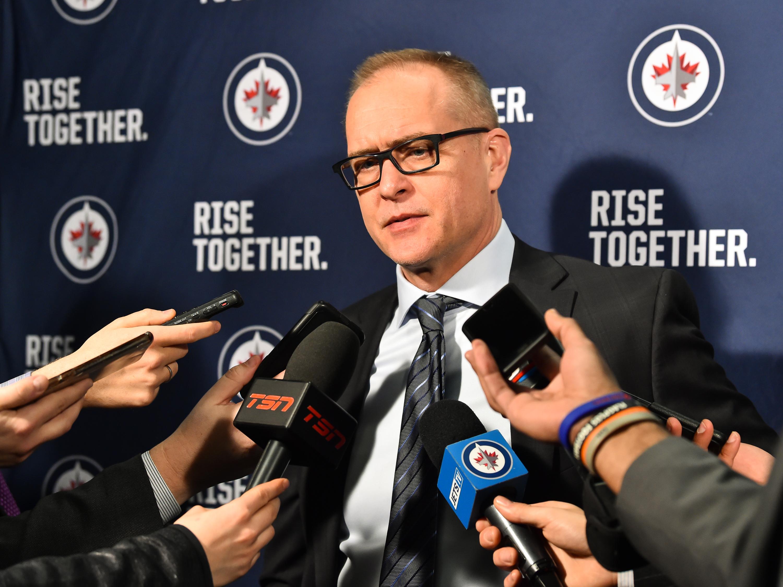 El entrenador de los Jets, Paul Maurice, ve al alza la pausa de la temporada de la NHL: hockey de playoffs saludable 20