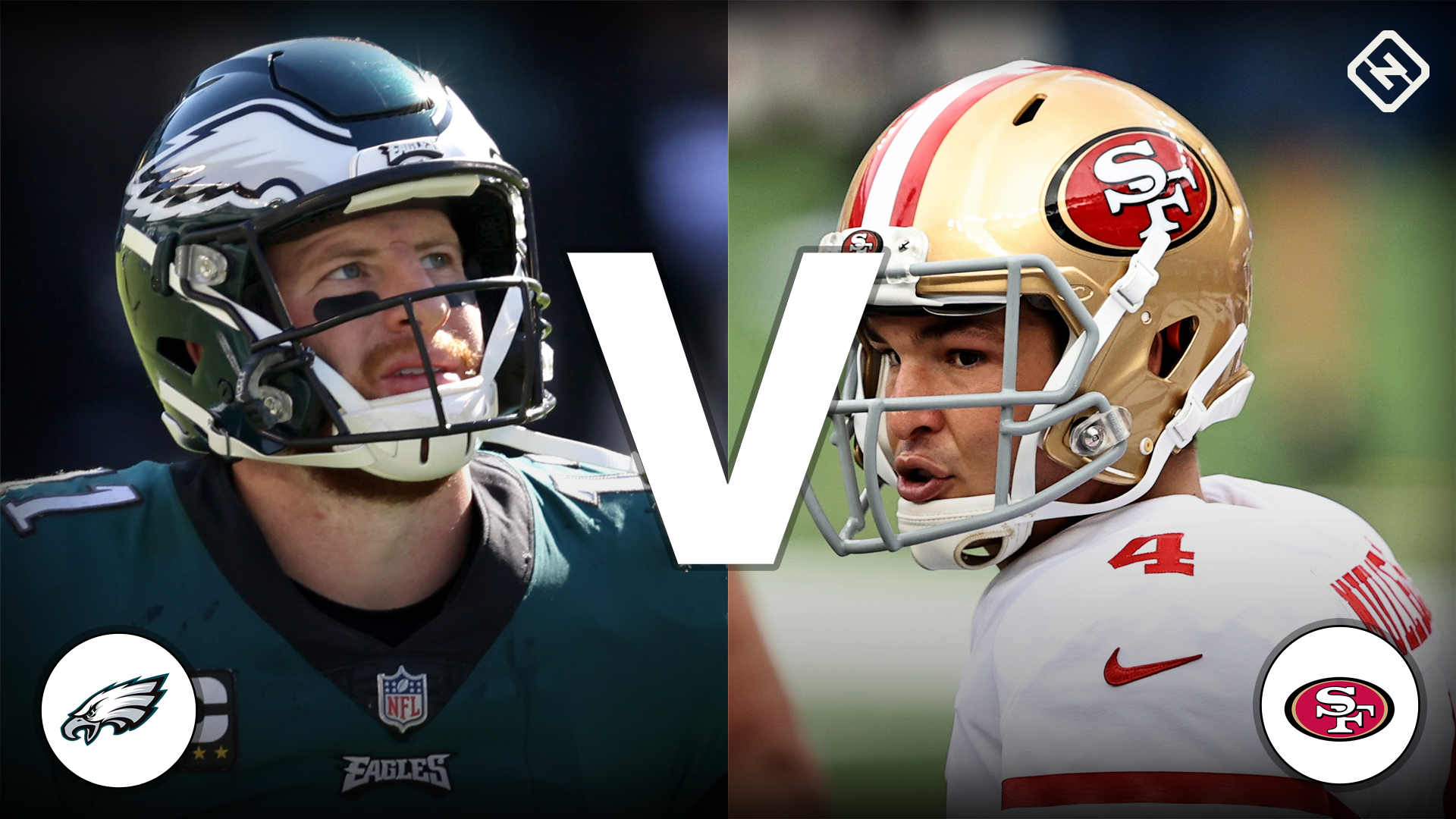 49ers vs. Eagles live score, updates, highlights from NFL's 'Sunday Night Football' game 1
