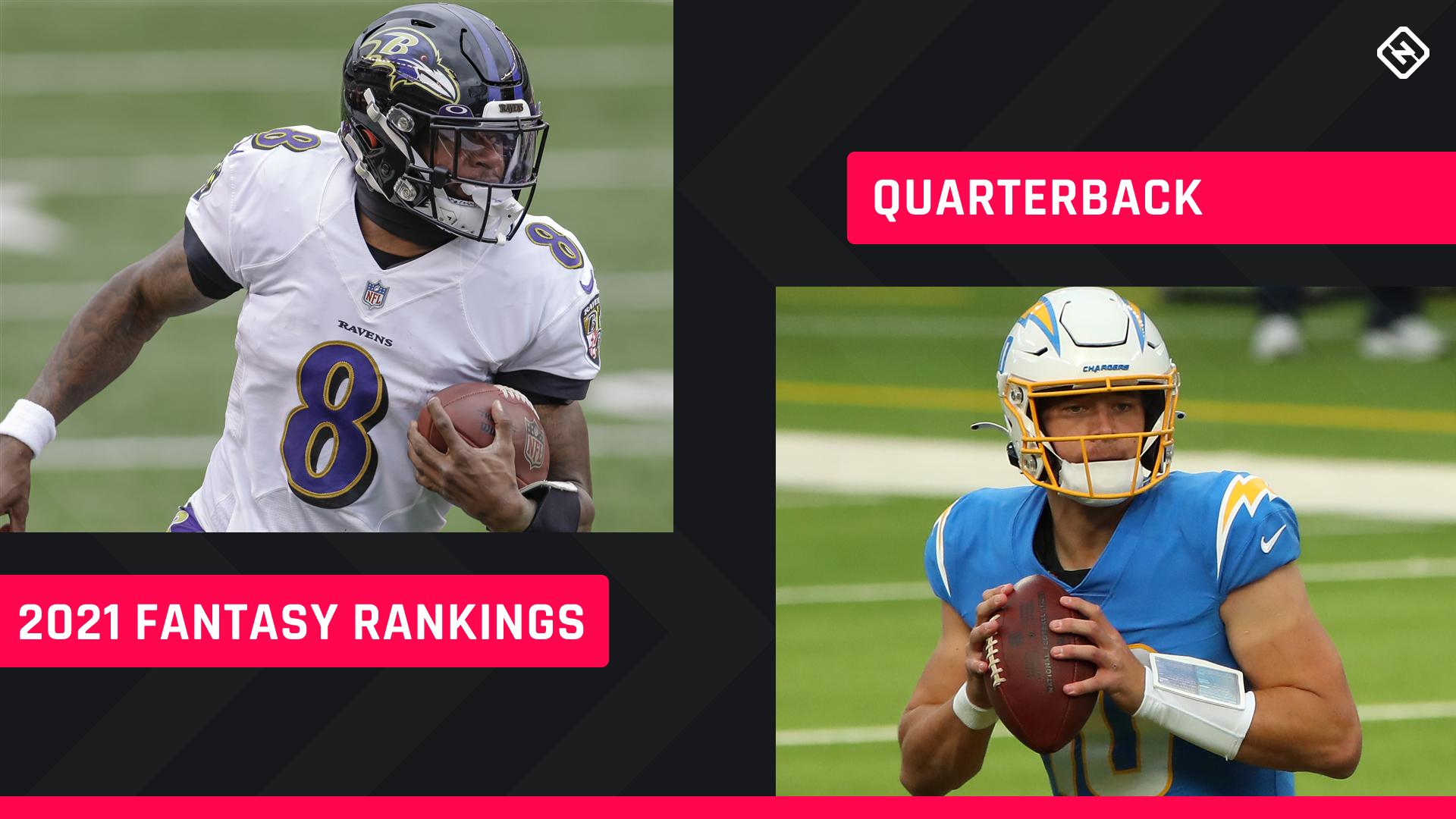 2021 fantasy qb rankings