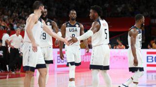 USA  Brazil FIBA World Cup 2019