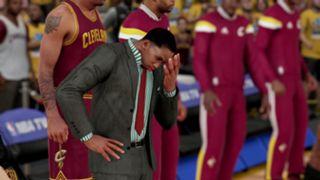 NBA 2K16 Tyronn Lue