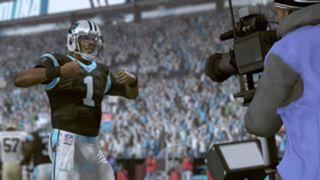 Cam Newton Madden NFL 16