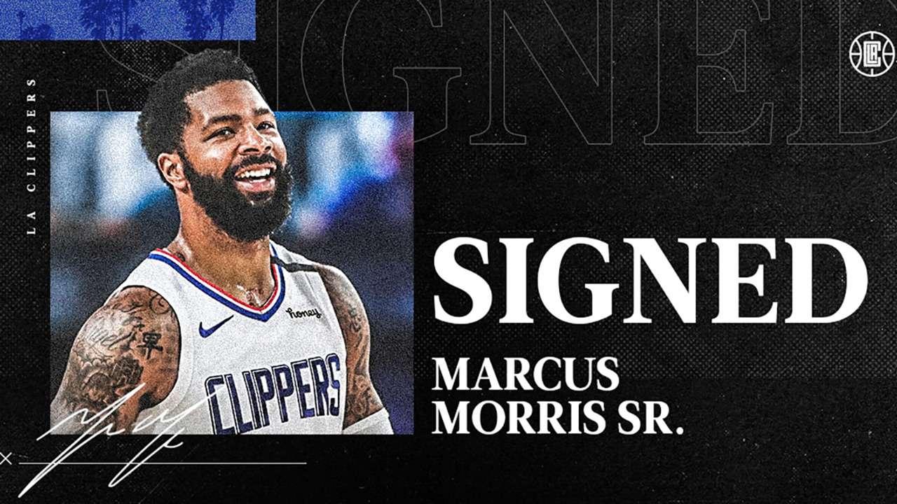 Marcus Morris Sr.