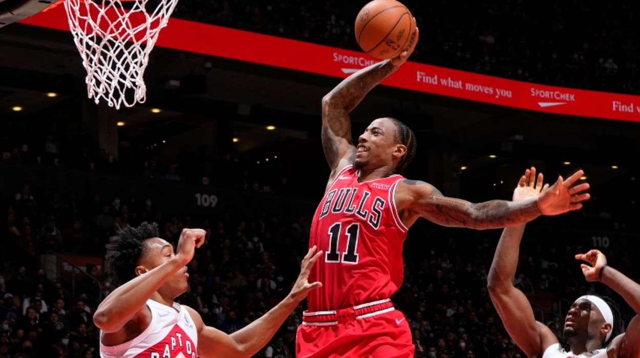 DeMar DeRozan Chicago Bulls