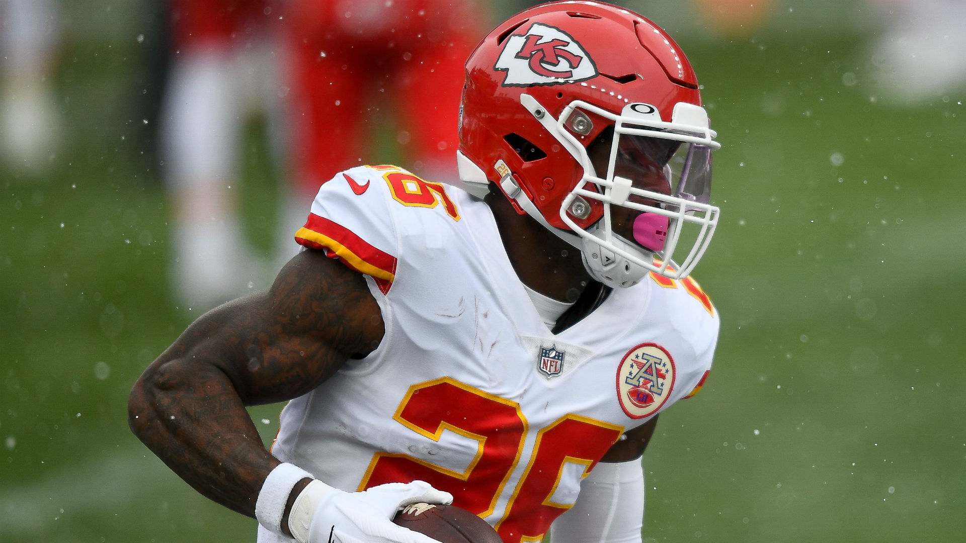 Le'Veon Bell prefers retirement to playing for Chiefs coach Andy Reid again