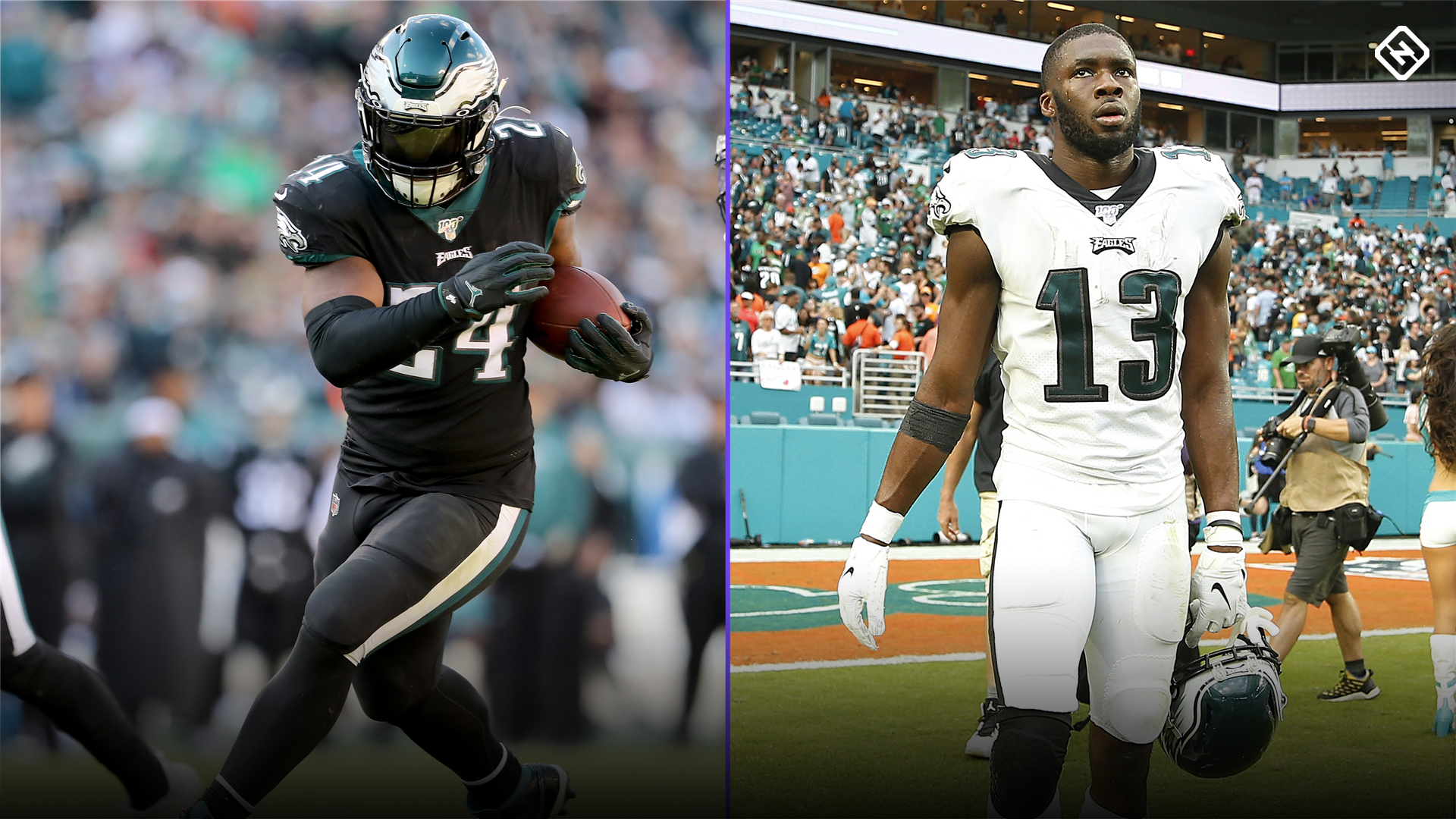 Fantasy Injury Updates: Is Jordan Howard playing Monday night? Is Nelson Agholor playing Monday night? (Updated)