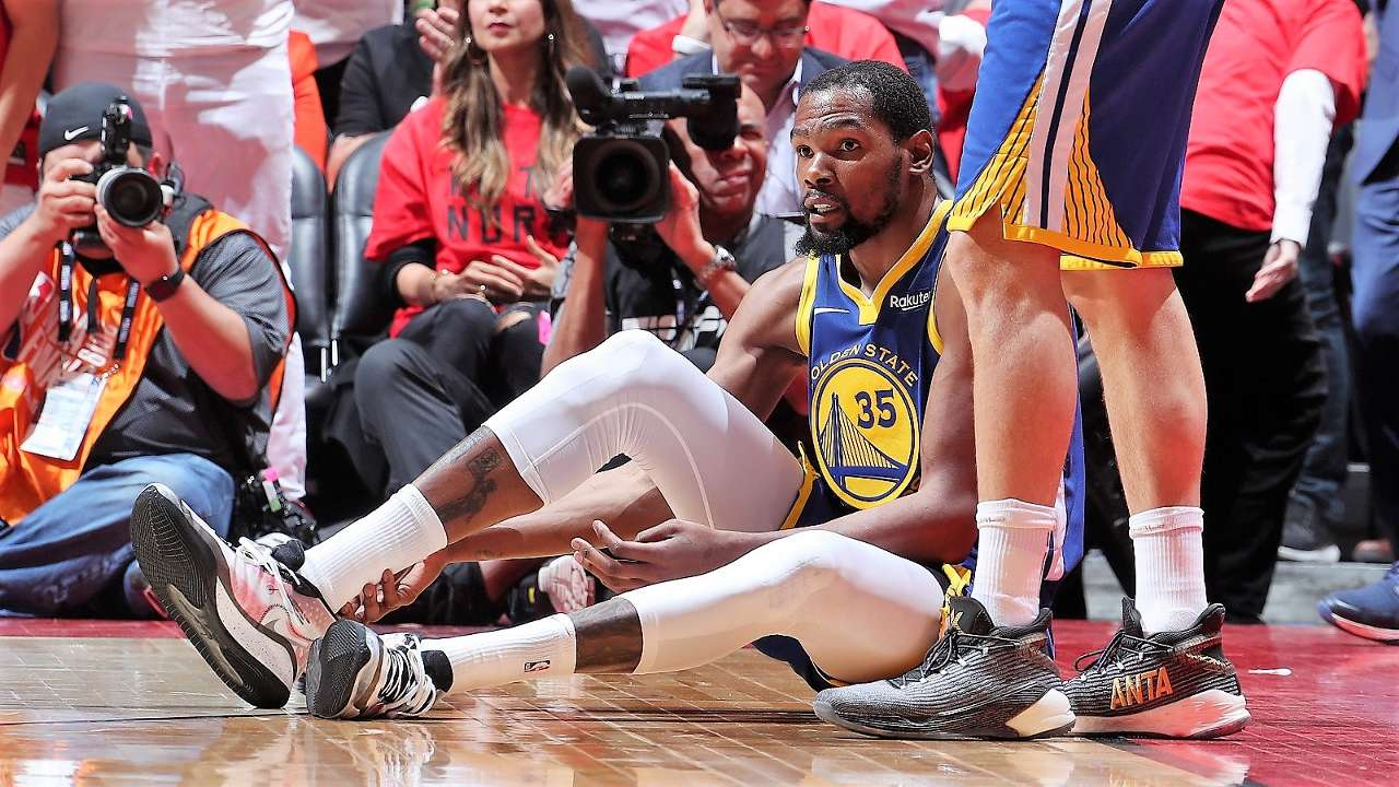 NBA Finals Game5 Kevin Durant