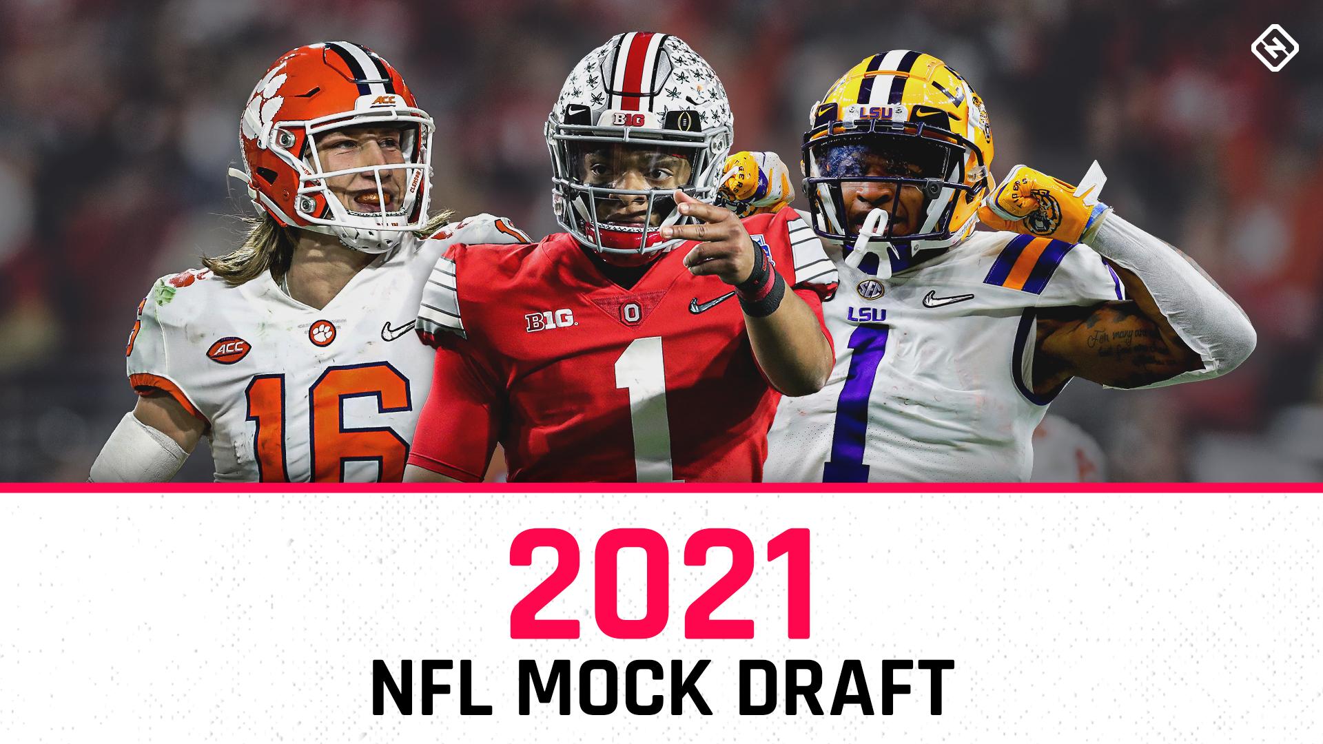 nfl mock draft 2021 predicting where trevor