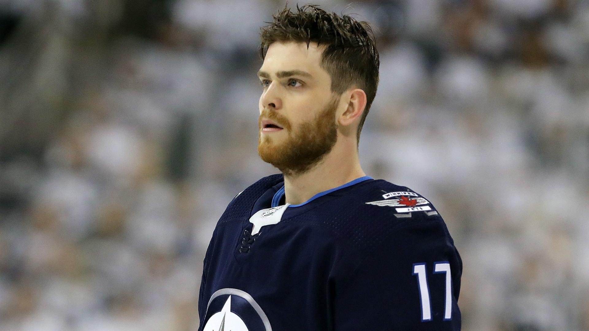 Adam Lowry Winnipeg Jets Player Swingman Jersey