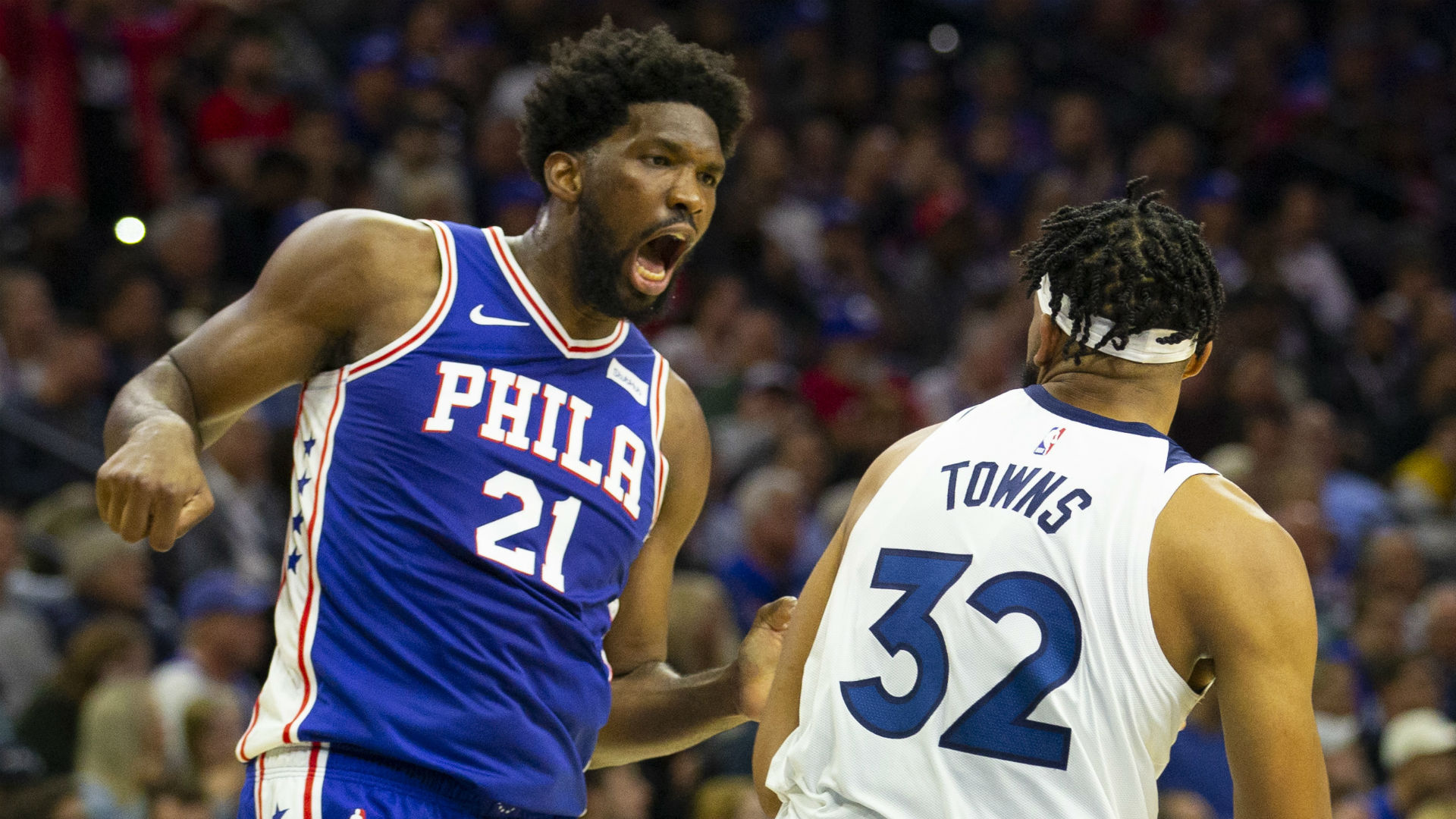 Jimmy Butler Knew Joel Embiid Would Somehow Drag Him Into