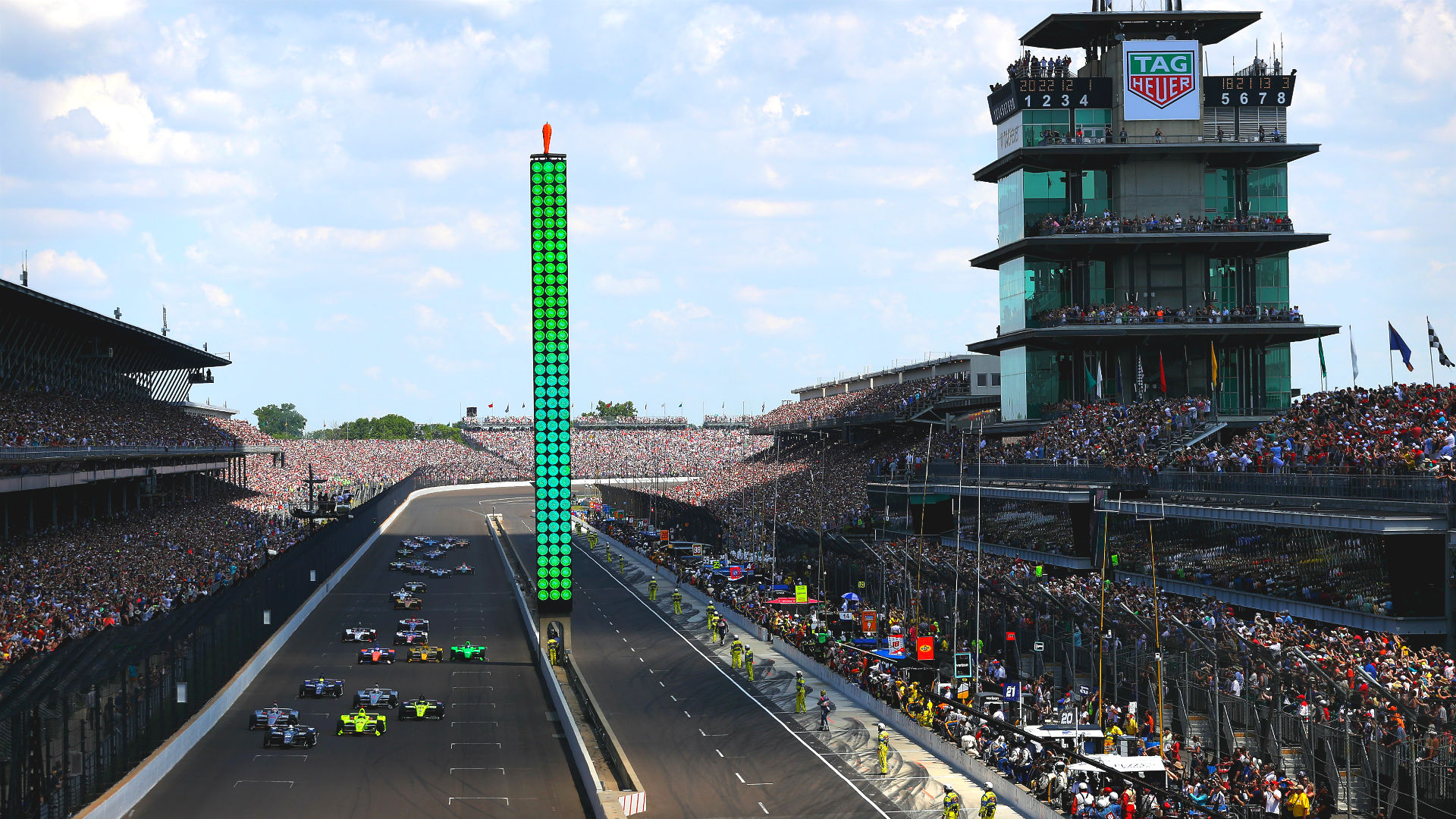 What Time Is The Indy 500 2019 Tv Channel Pole Winner