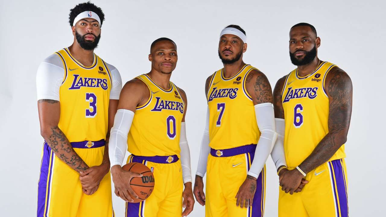 Lakers - AD, Russ, Melo, LeBron