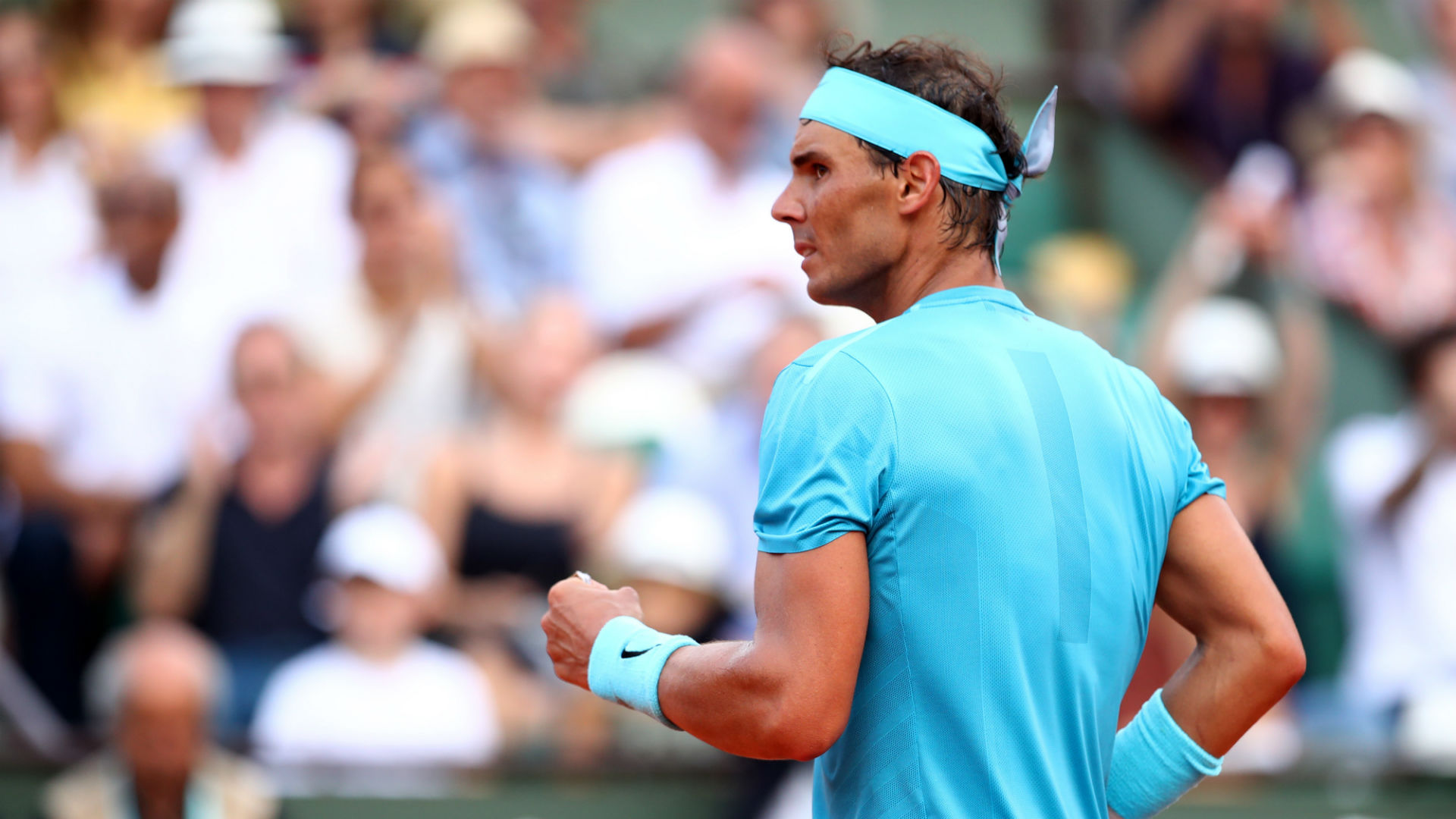 Will Rafael Nadal play in the Olympics?  The tennis star at Wimbledon shows the state of the Olympics