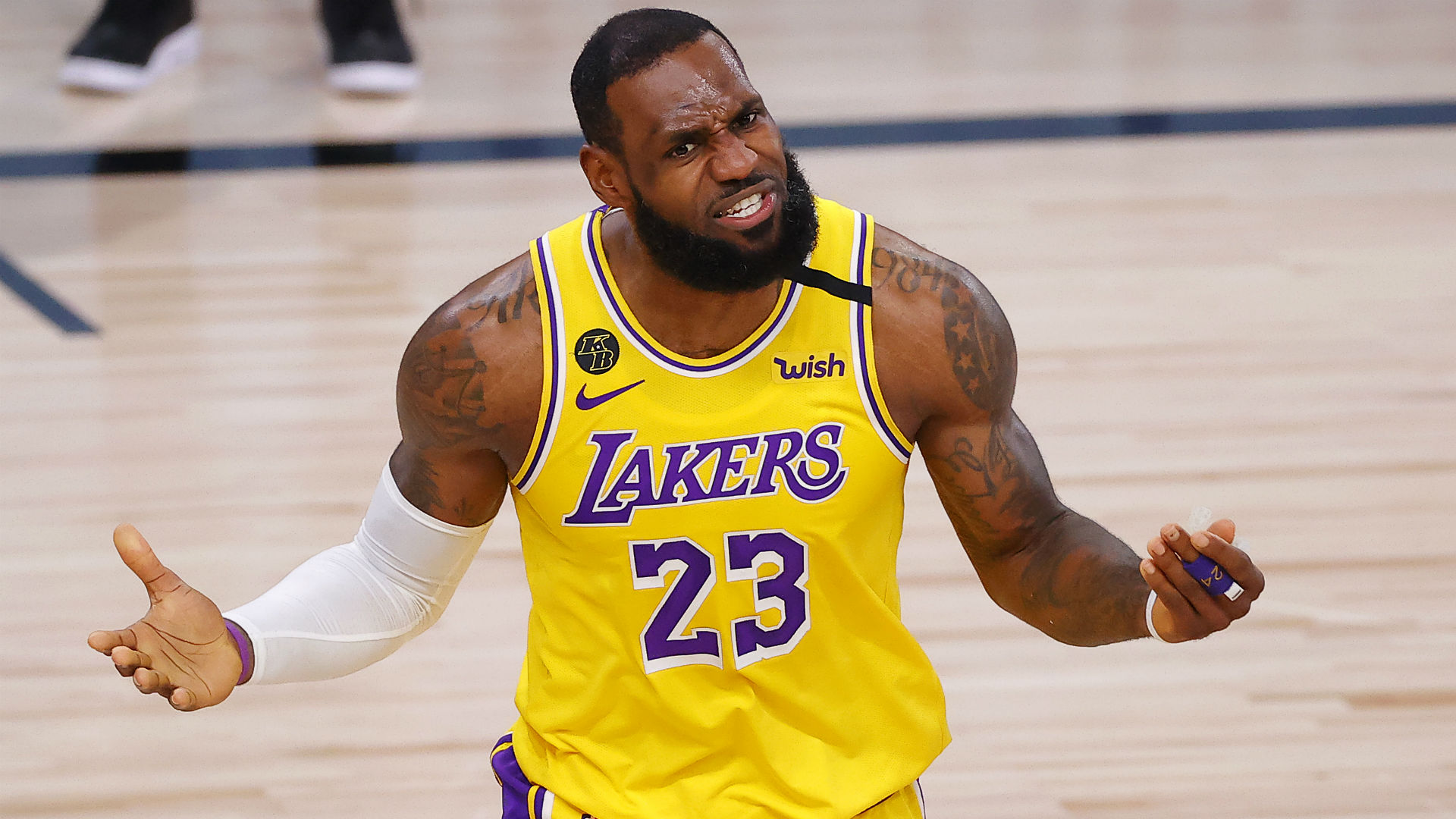 Lakers' LeBron James rips NBA's plans to hold 2021 All-Star Game: 'Kind of a slap in the face'