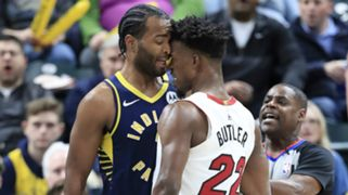 Jimmy Butler Miami Heat T.J. Warren Indiana Pacers