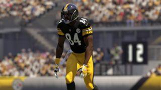 Antonio Brown Madden NFL 16