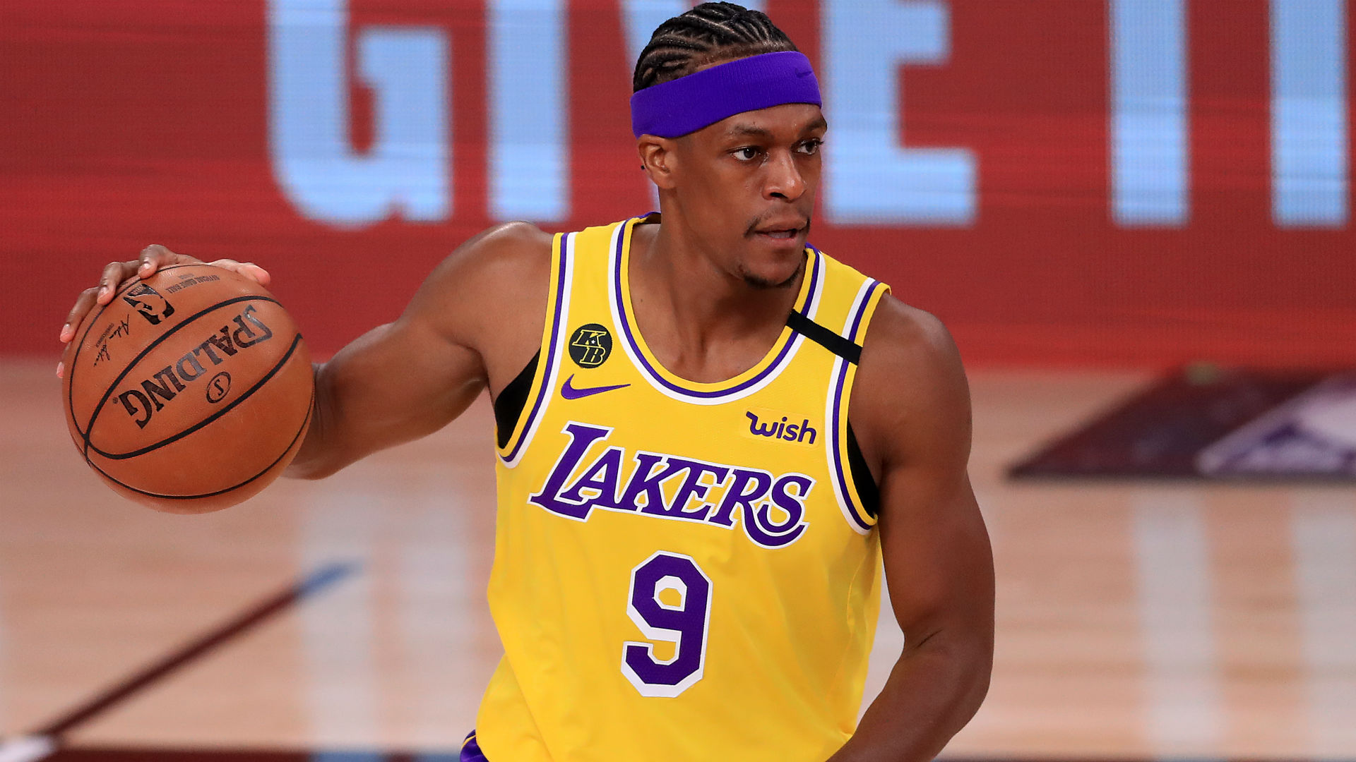 Rajon Rondo Timeline How Former Celtics Star Found Way Back To NBA Finals With Lakers Sporting News
