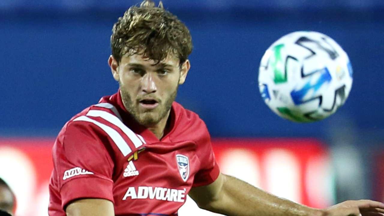 Tanner Tessmann - FC Dallas
