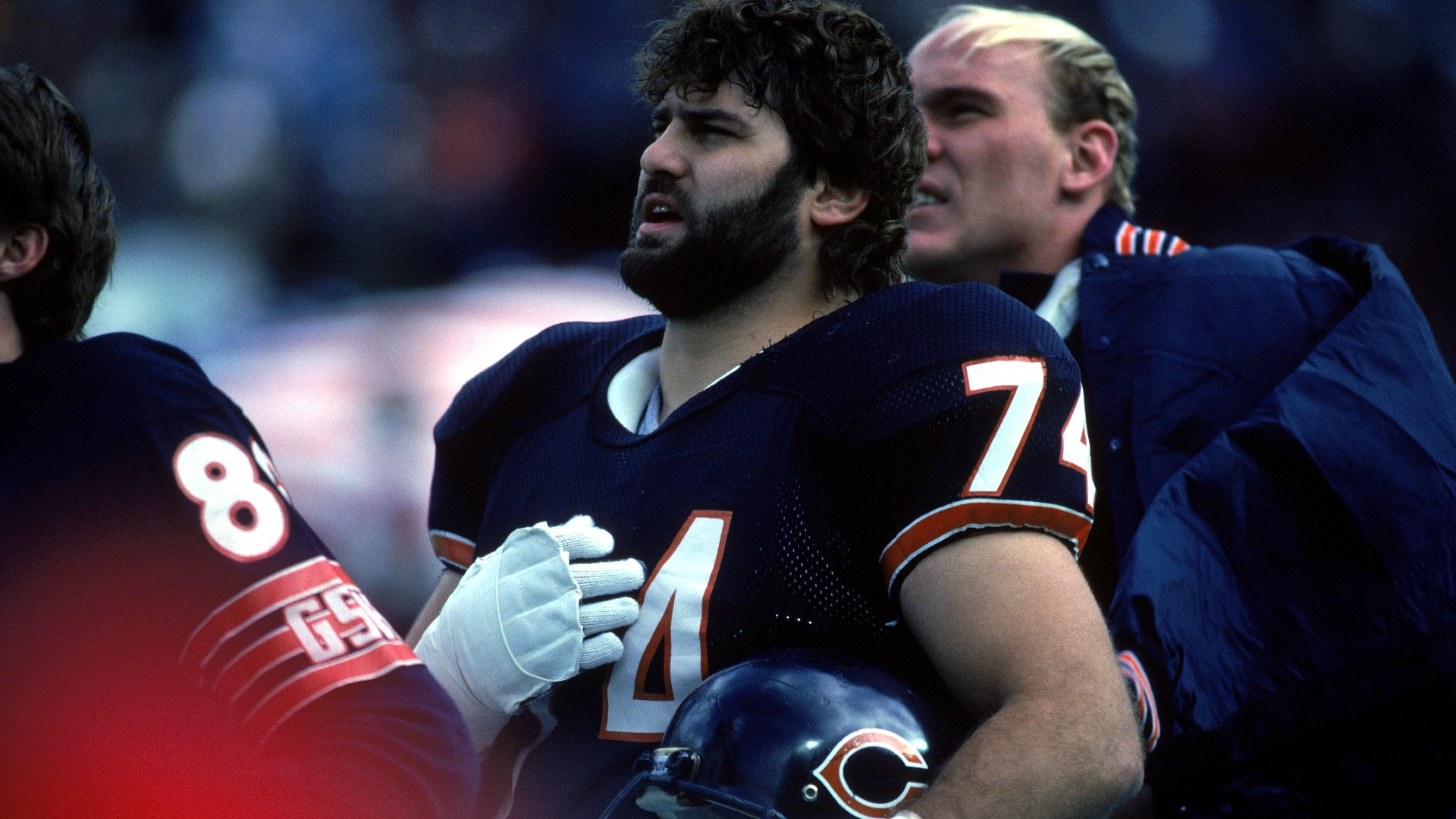 For a young sportswriter years ago, Bears legend Jimbo Covert was the subject of a Hall of Fame article.
