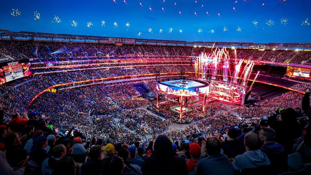 Ubicación de WrestleMania 36: qué saber sobre el escenario de WWE, espectáculos de arena vacía después de la cancelación de Tampa 87