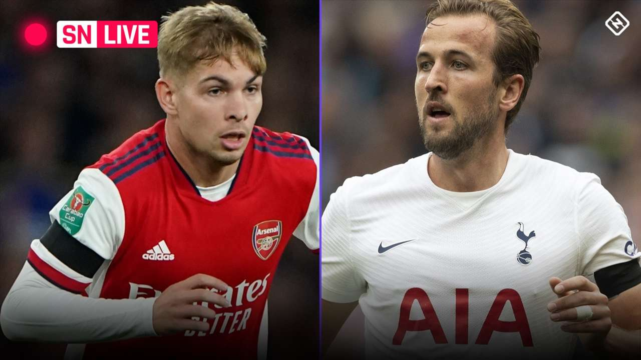 LIVE - Emile Smith Rowe - Harry Kane - Arsenal - Tottenham