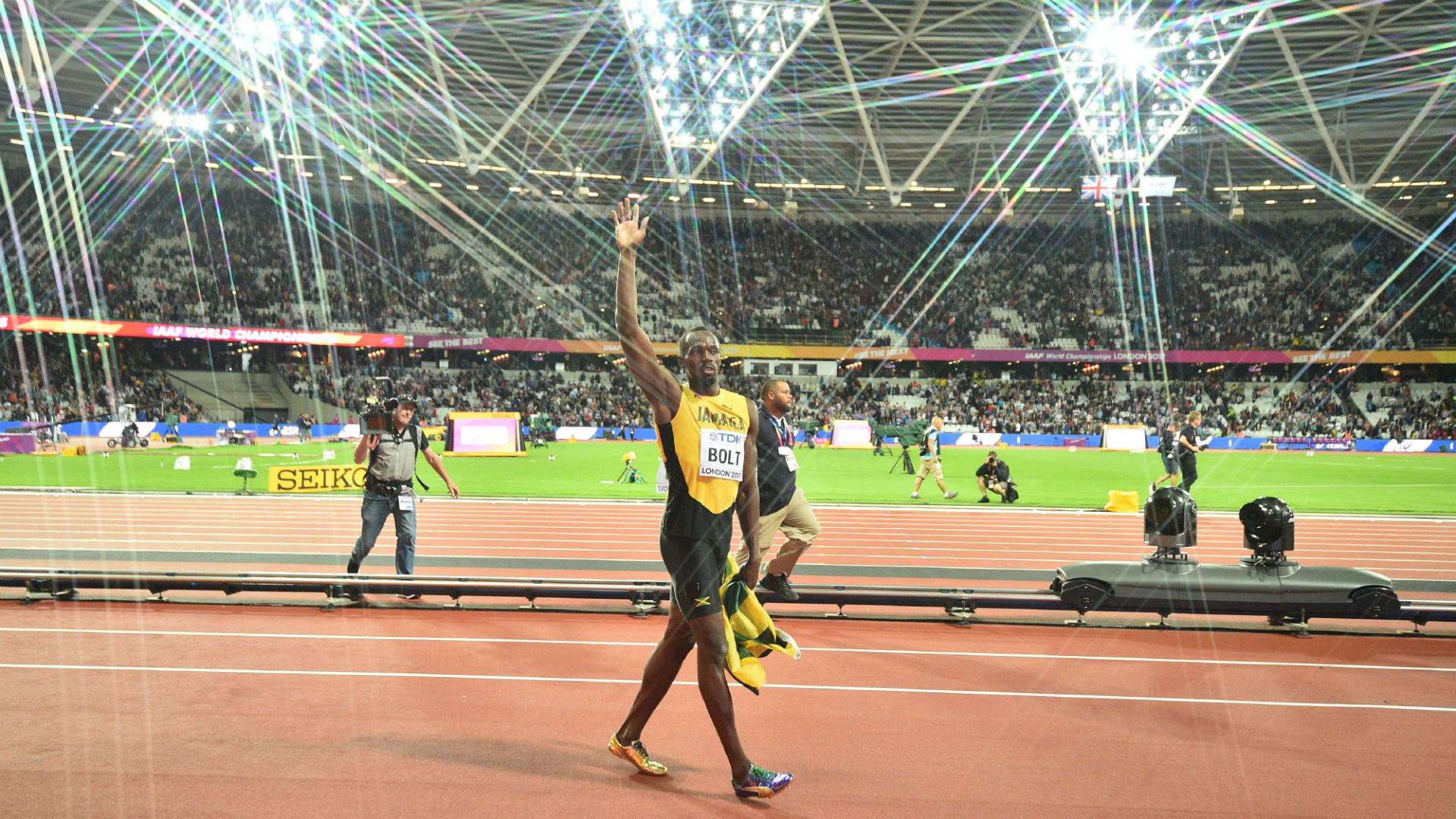 Is Usain Bolt at the Olympics?  The Tokyo Games are the first without a retired record holder since 2004