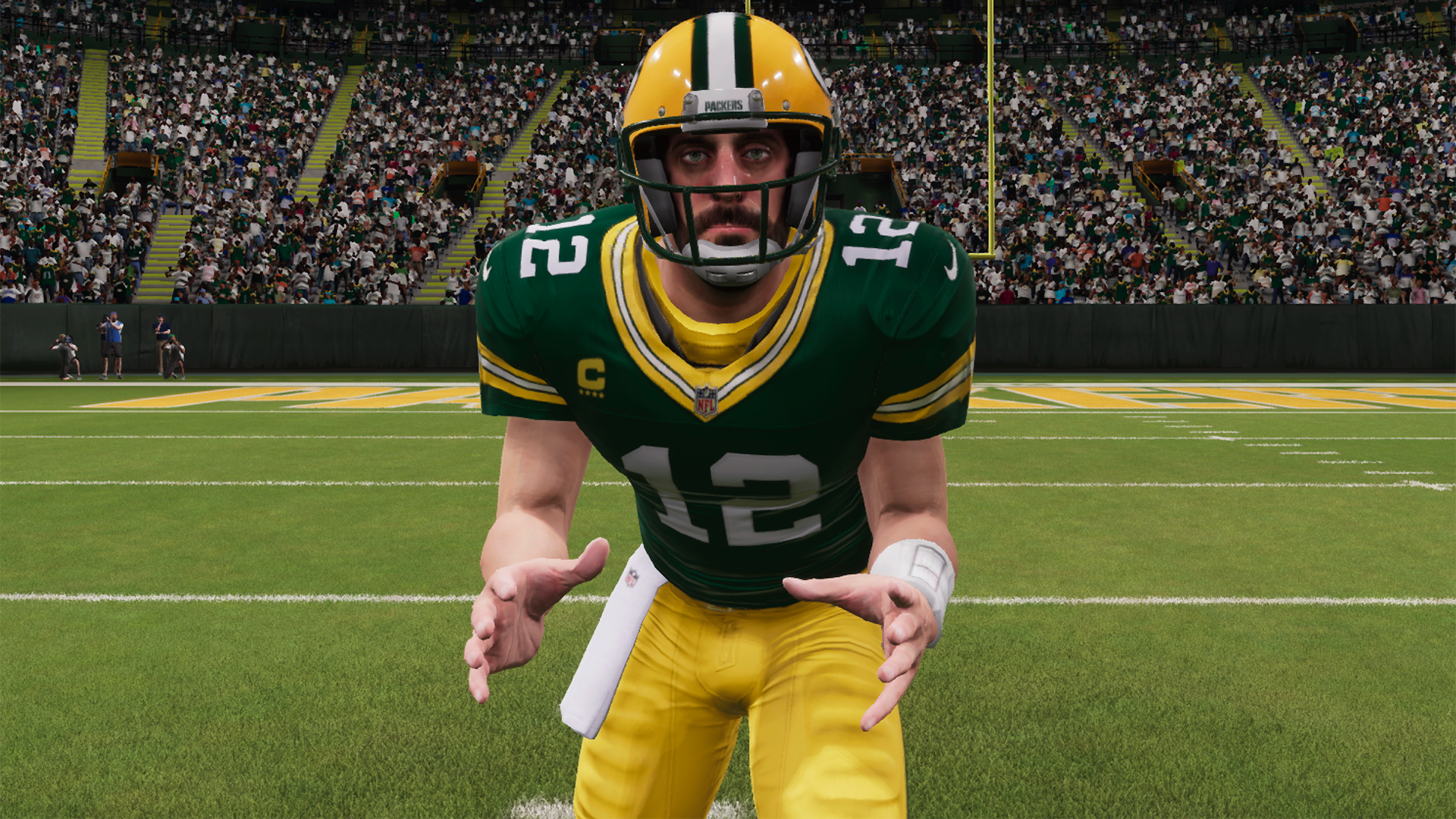 Who will be on the Madden 22 cover? Here are 7 potential athletes, from Aaron Rodgers to Derrick Henry