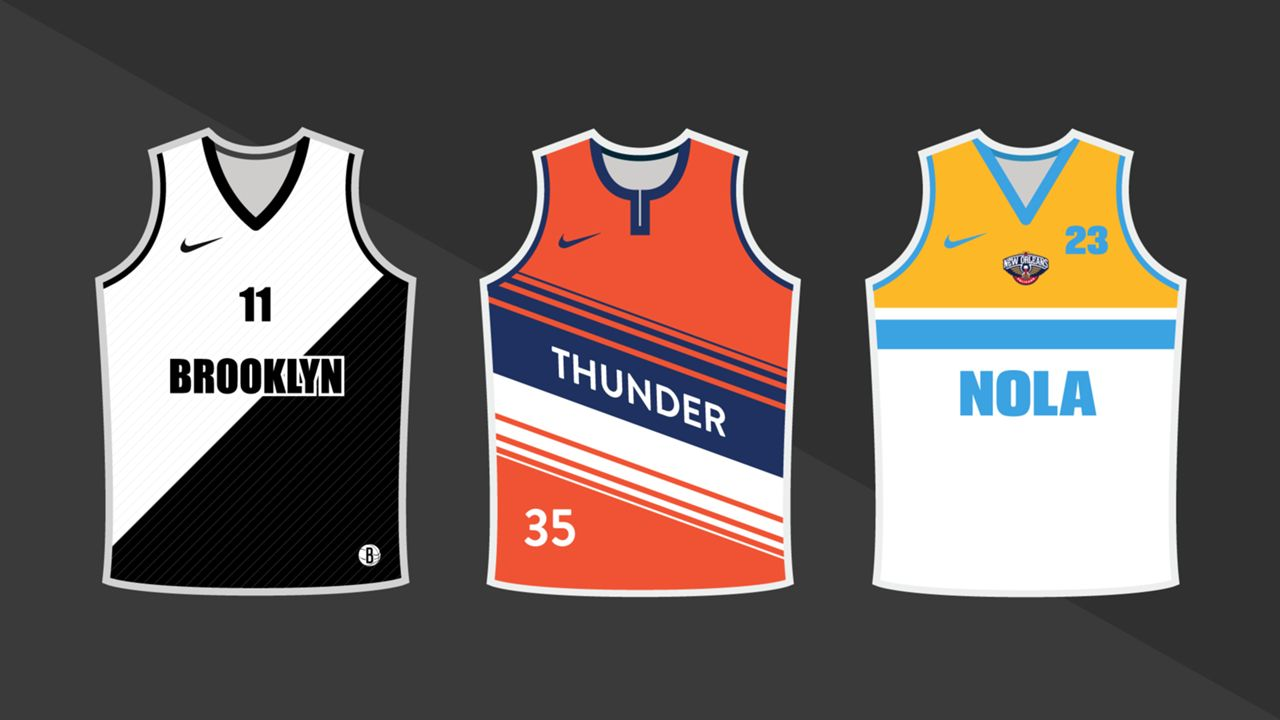 Sn Redesigns 10 Nba Uniforms That Need It Most Under Nike Sporting News