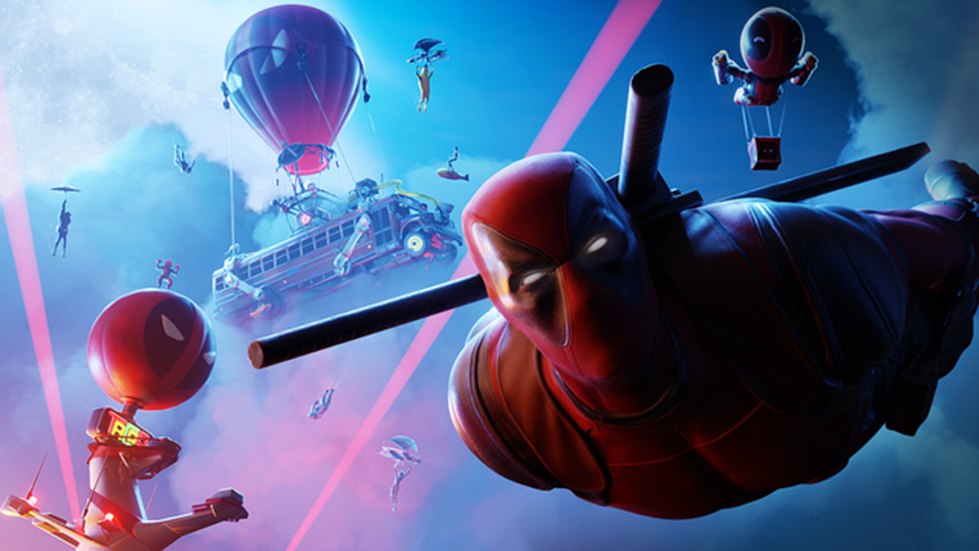 Fortnite Deadpool Event Yacht Party New Items Challenges And Skin Sporting News