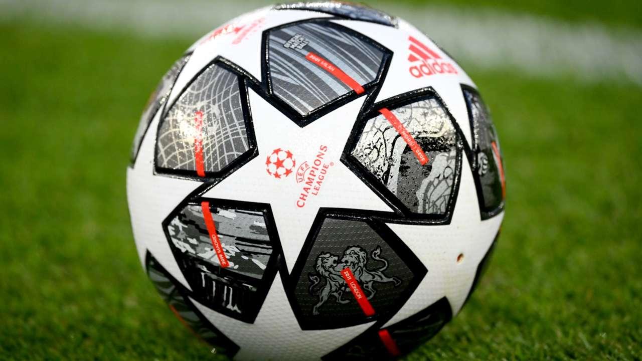 UEFA Champions League ball - 2021