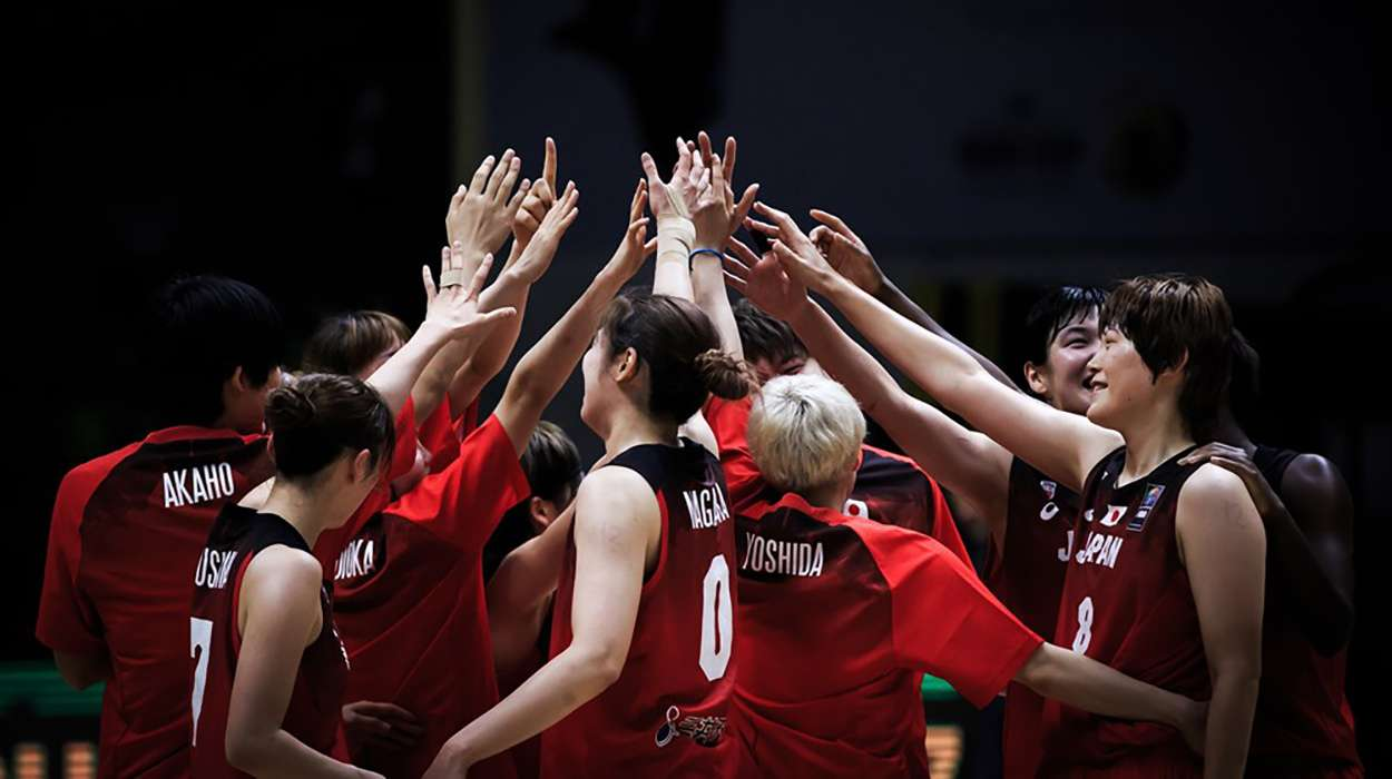 Japan Women's Basketball Team