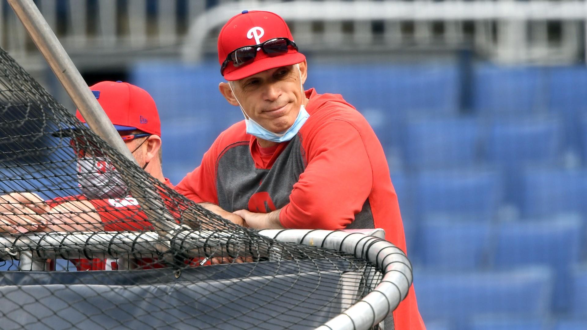 Nationals GM slams 'embarrassing' Phillies manager Joe Girardi: 'He's a con man'