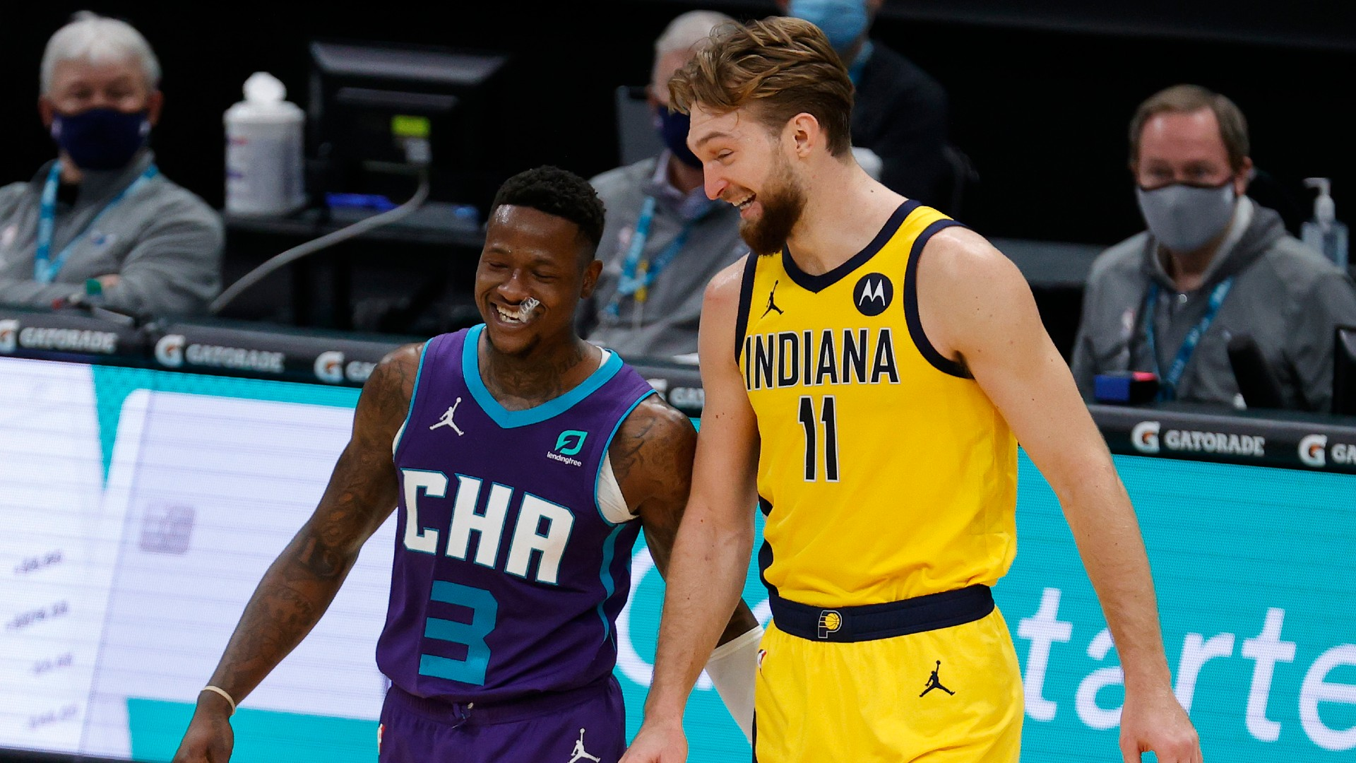 What channel is Hornets vs. Pacers on today? TV schedule, start time for NBA play-in tournament
