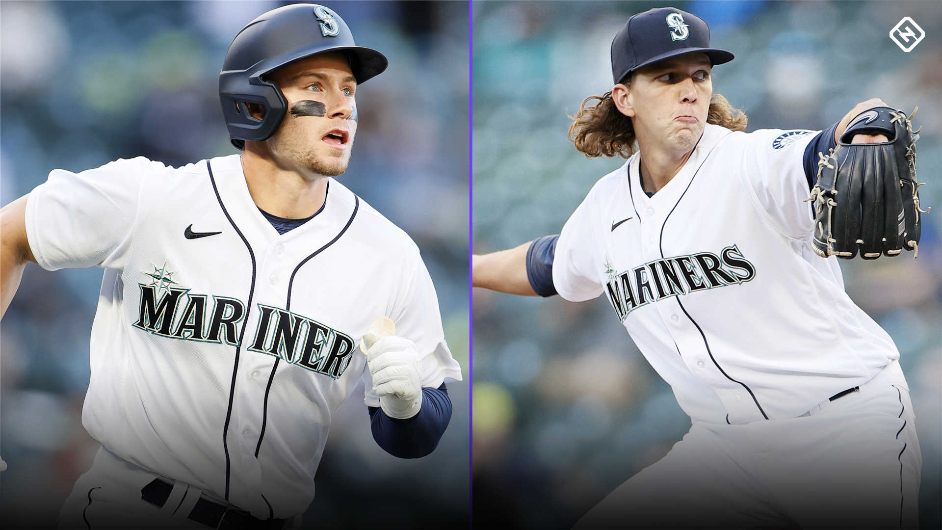 How did Mariners Jarred Kelenic and Logan Gilbert get their MLB debut?