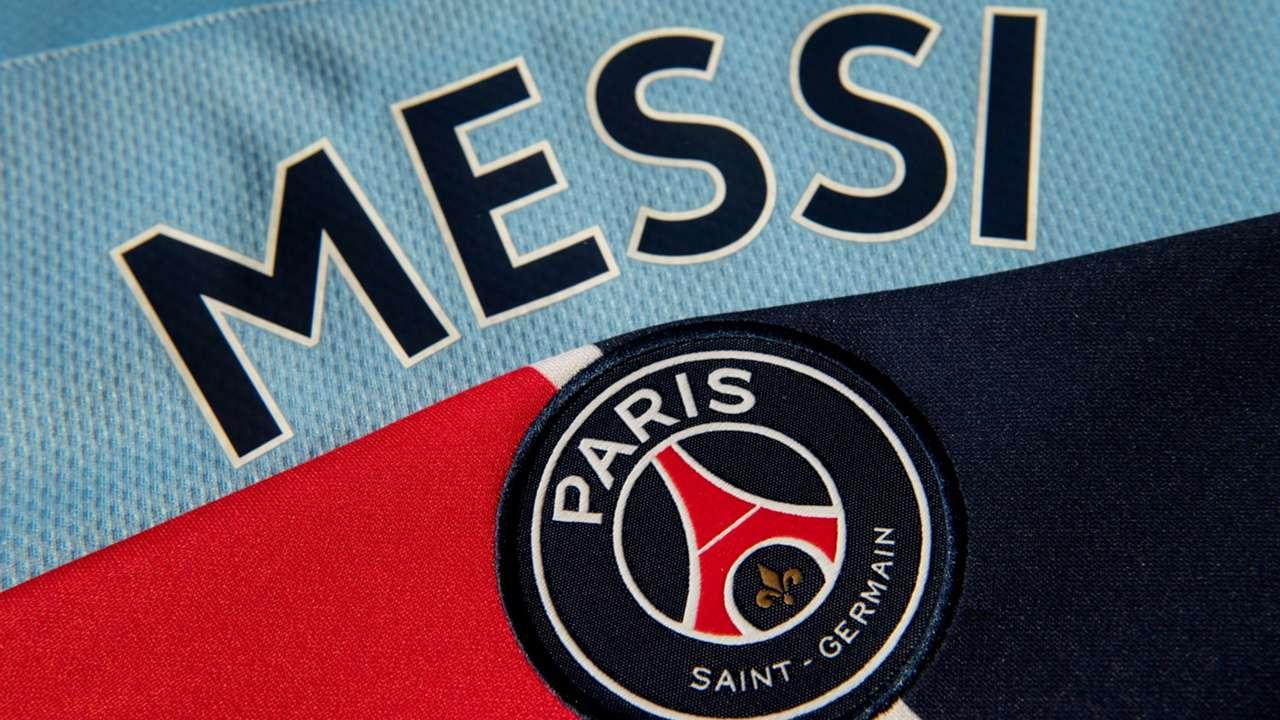 Lionel Messi - jersey - PSG