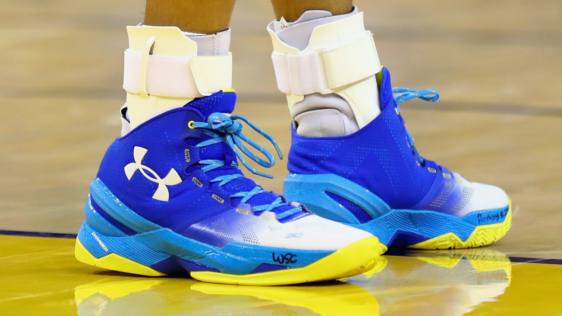 Steph Curry Shoe Sales Slow Under Armour Stock Falls Sporting News