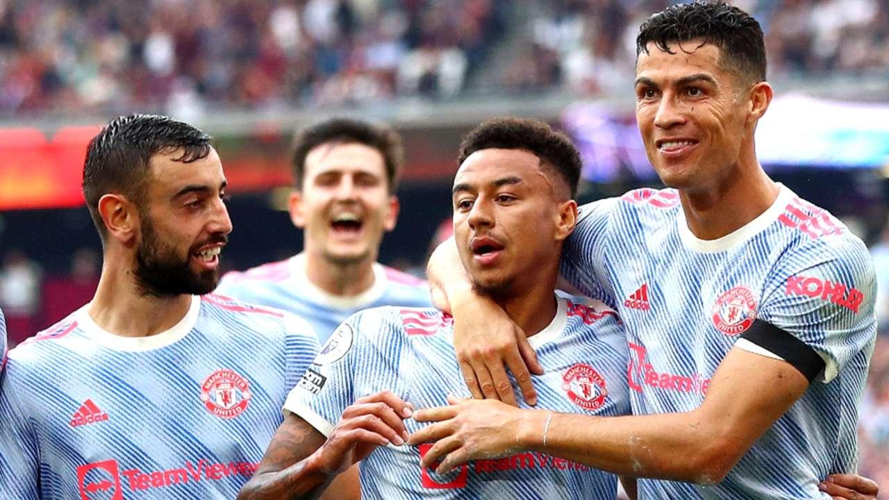 Jesse Lingard - Manchester United - September 19, 2021