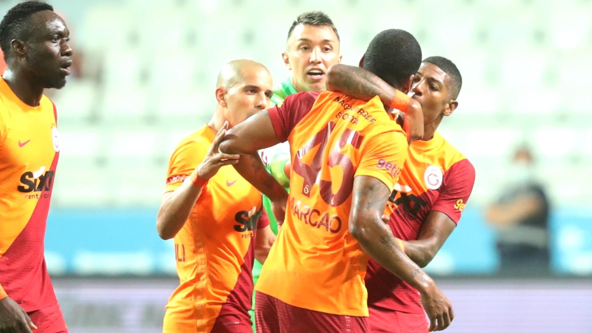 Galatasaray's Marcao