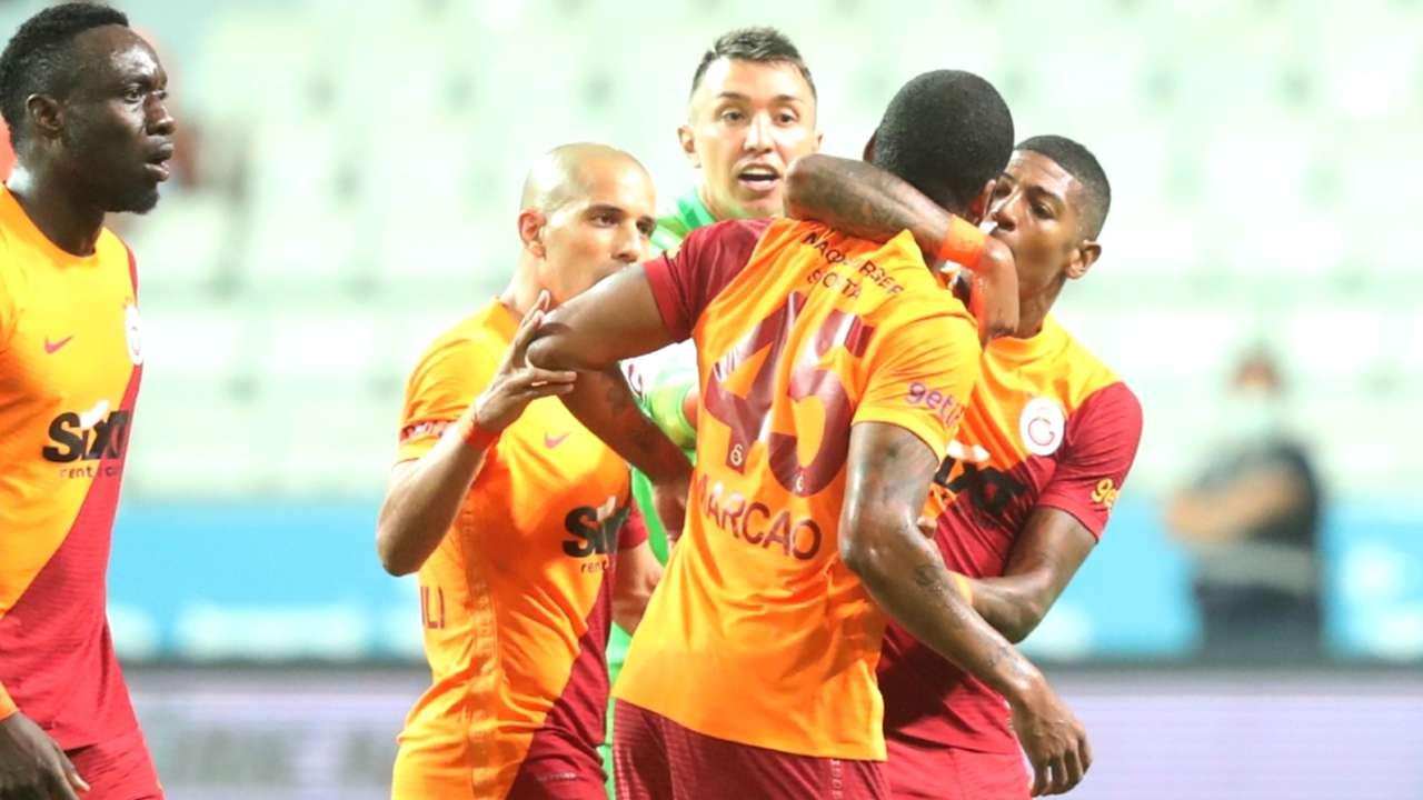 Marcao - Galatasaray - August 16, 2021