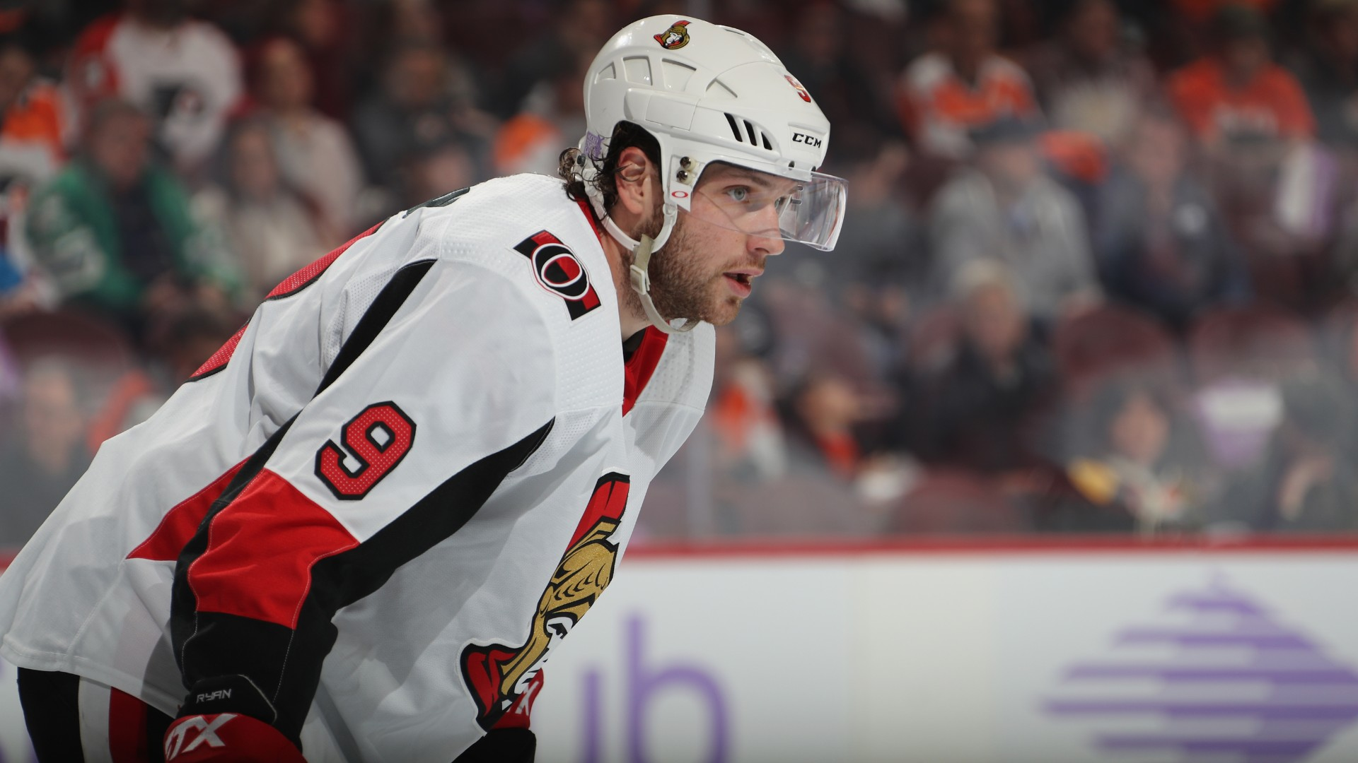 Ottawa Senators' Bobby Ryan enters NHL/NHLPA assistance program