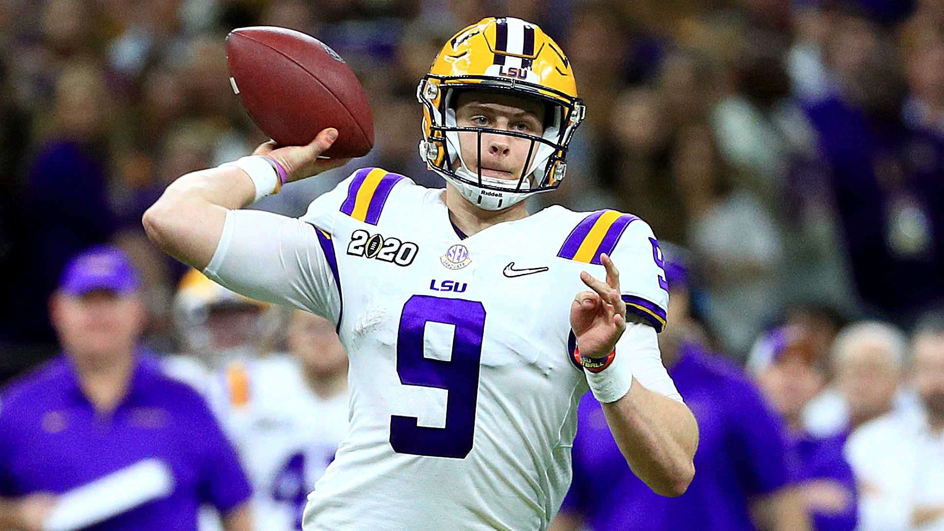 How The Bengals Can Avoid Ruining Lsu S Joe Burrow After Landing Him In The 2020 Nfl Draft Sporting News Joe burrow's dad is thrilled his son finally signed his contract with the bengals. 2020 nfl draft