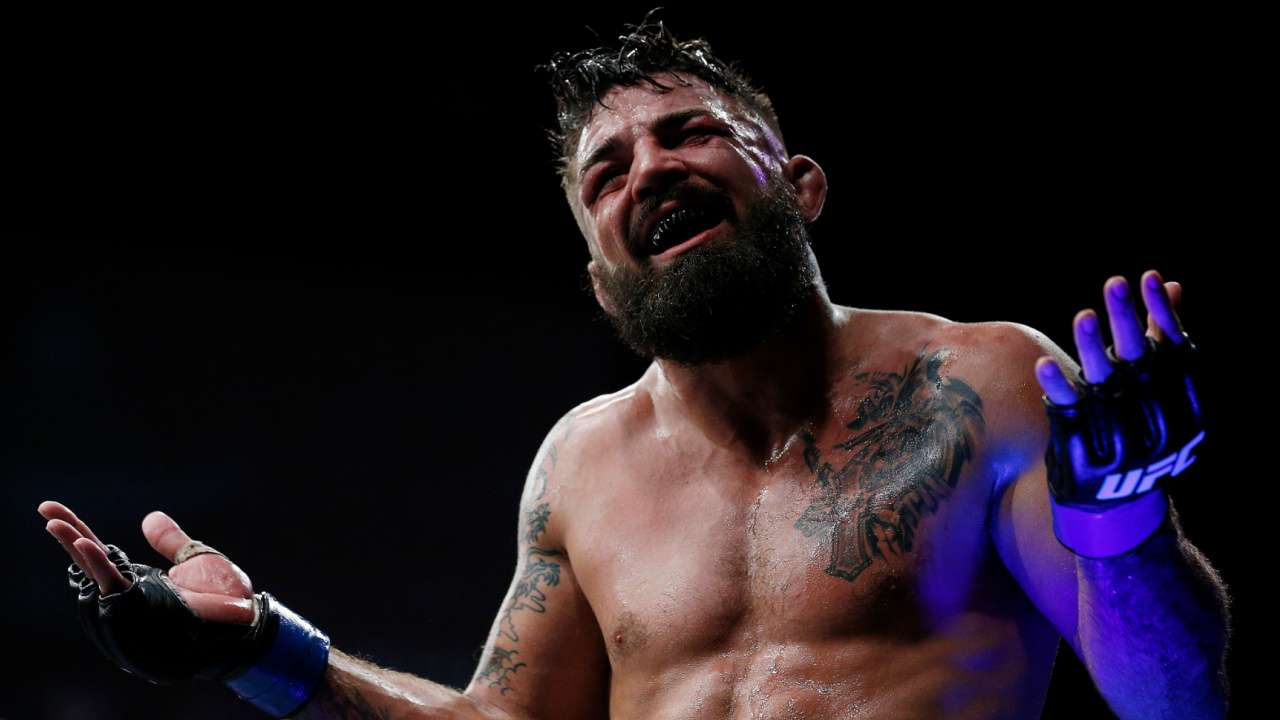 Mike Perry FTR