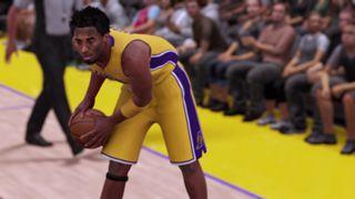 NBA 2K16 2000-01 Lakers Kobe Bryant