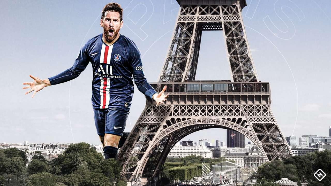Lionel Messi - Paris Saint-Germain