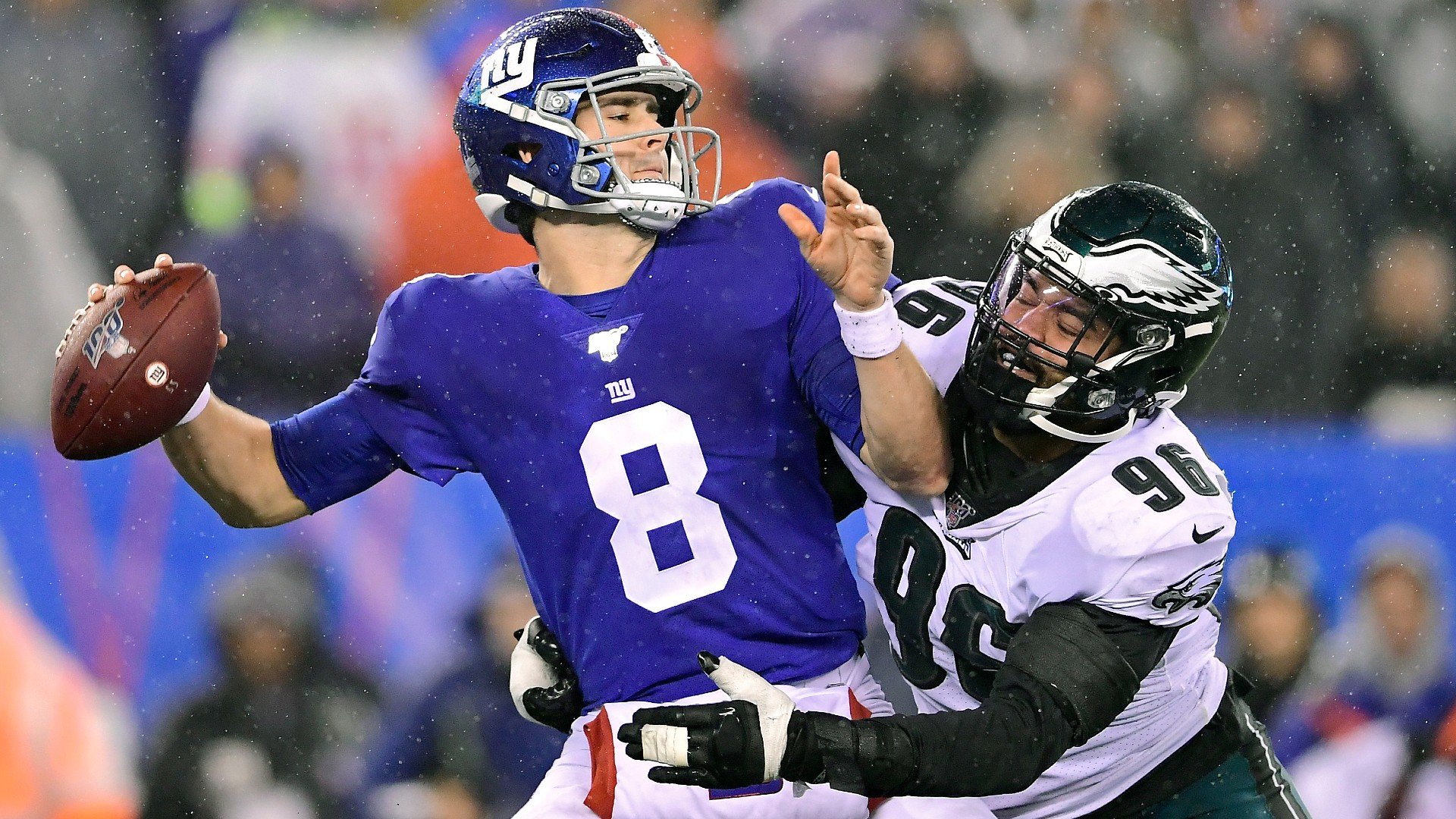 Giants vs. Eagles odds, prediction, betting trends for NFL's 'Thursday Night Football' game
